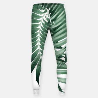 Thumbnail image of Palm Leaves Tropical Green Vibes #4 #tropical #decor #art Hosen, Live Heroes