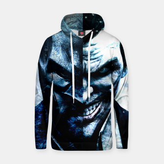 Thumbnail image of Two Faces Hoodie, Live Heroes