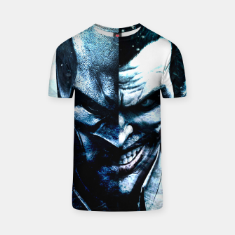 Two Faces T-shirt Bild der Miniatur