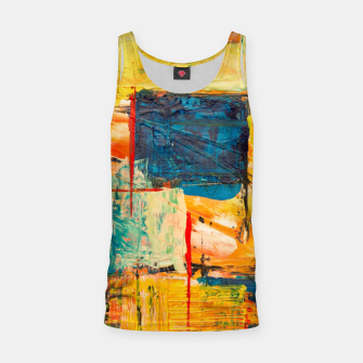 Thumbnail image of Painting1 Tank Top, Live Heroes