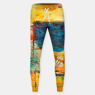 Thumbnail image of Painting1 Sweatpants, Live Heroes