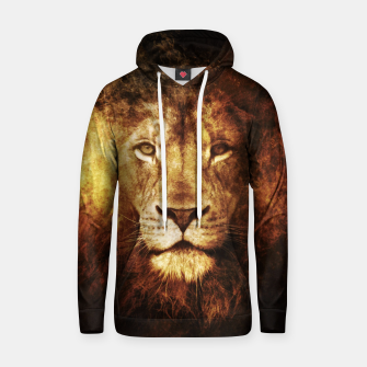 Thumbnail image of Fire Lion Hoodie, Live Heroes
