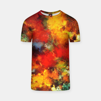 Thumbnail image of Combustible T-shirt, Live Heroes