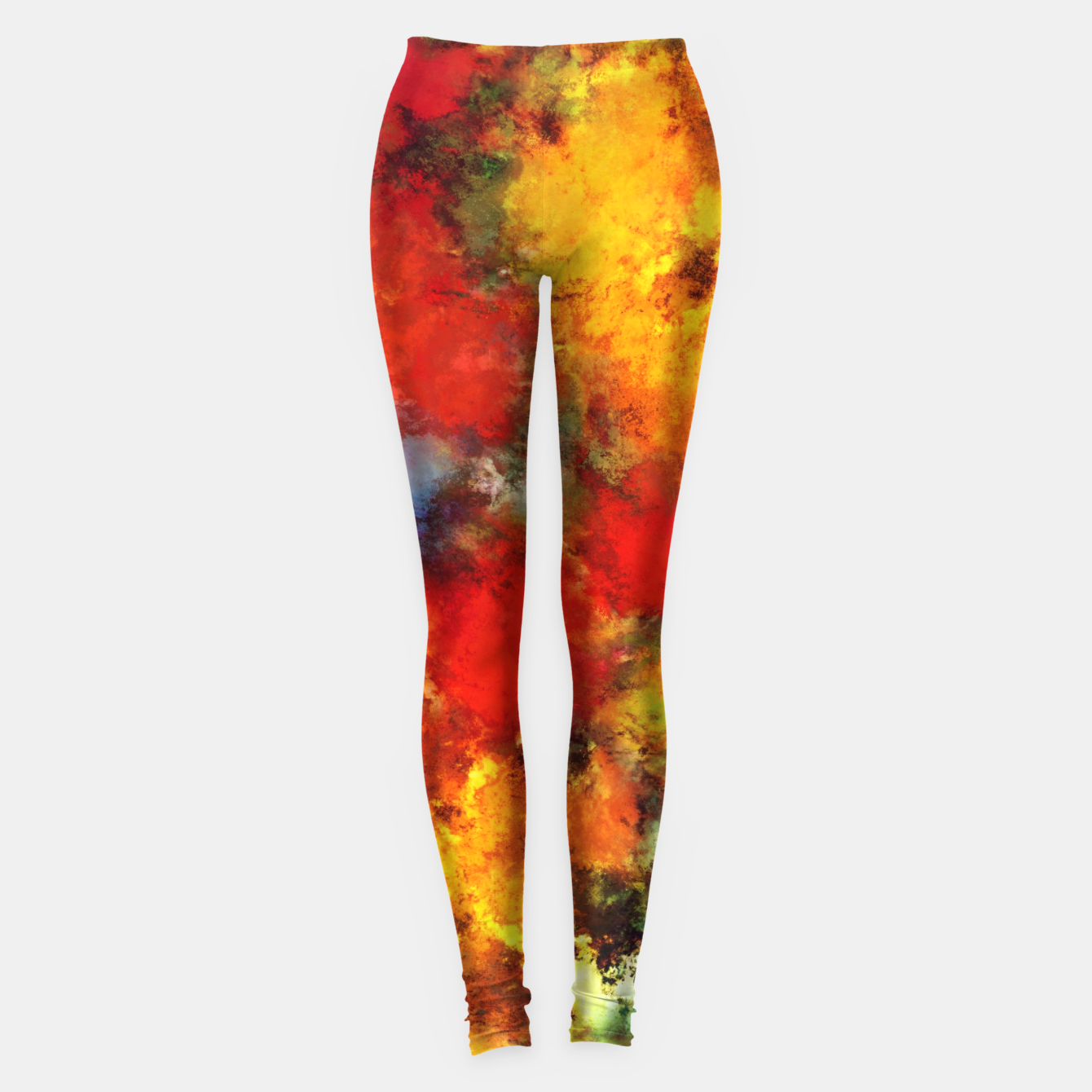Image of Combustible Leggings - Live Heroes