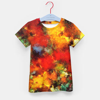 Thumbnail image of Combustible Kid's t-shirt, Live Heroes