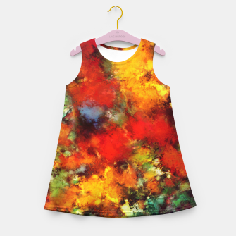 Thumbnail image of Combustible Girl's summer dress, Live Heroes