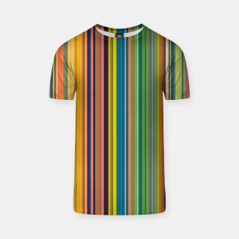 Colors of Gauguin T-shirt Bild der Miniatur