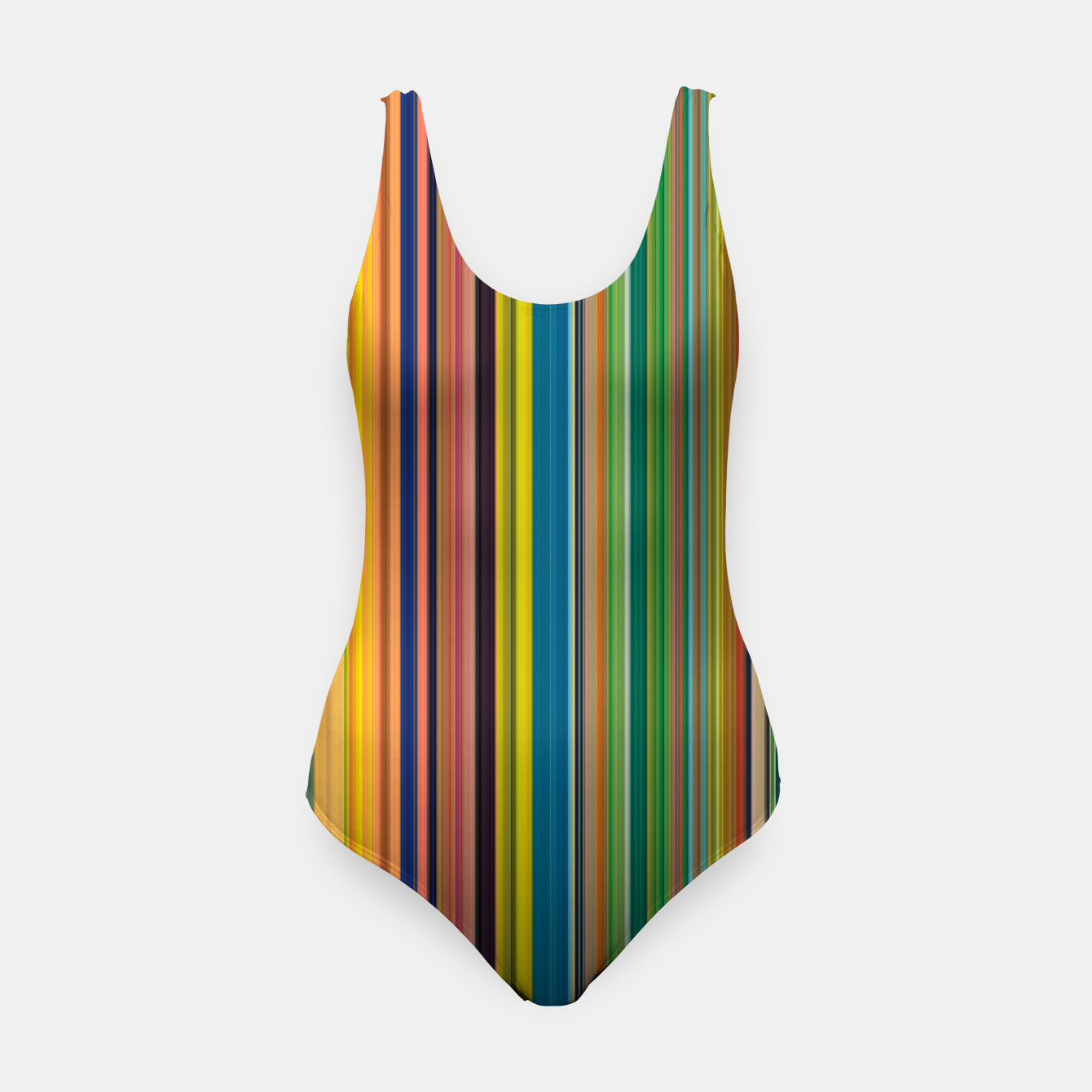 Foto Colors of Gauguin Swimsuit - Live Heroes
