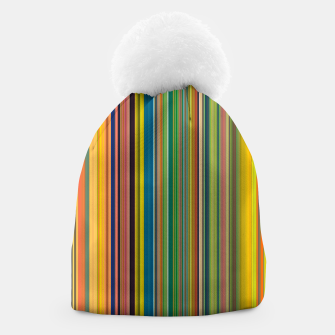 Colors of Gauguin Beanie Bild der Miniatur