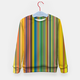Colors of Gauguin Kid's sweater obraz miniatury