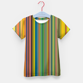 Colors of Gauguin Kid's t-shirt Bild der Miniatur
