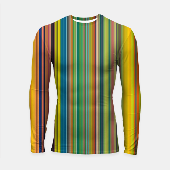 Thumbnail image of Colors of Gauguin Longsleeve rashguard , Live Heroes