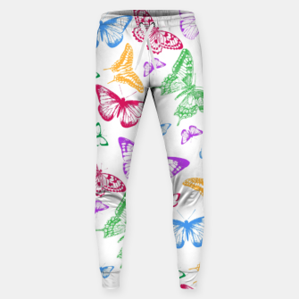 Thumbnail image of Butterflies Sweatpants, Live Heroes