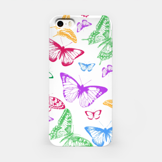 Butterflies iPhone Case Bild der Miniatur