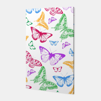 Thumbnail image of Butterflies Canvas, Live Heroes