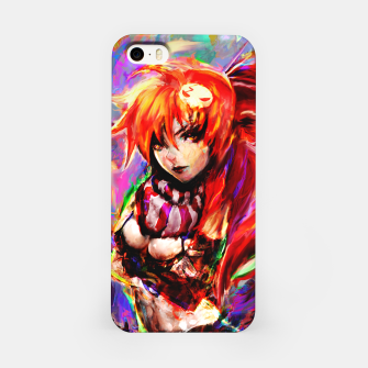 Thumbnail image of gurren lagann iPhone Case, Live Heroes