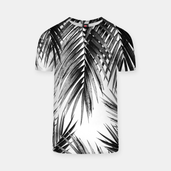 Miniaturka Palm Leaf Jungle Vibes #3 #tropical #decor #art T-Shirt, Live Heroes