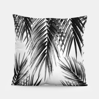 Miniaturka Palm Leaf Jungle Vibes #3 #tropical #decor #art Kissen, Live Heroes