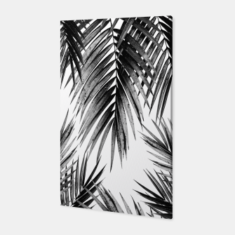 Miniaturka Palm Leaf Jungle Vibes #3 #tropical #decor #art Canvas, Live Heroes