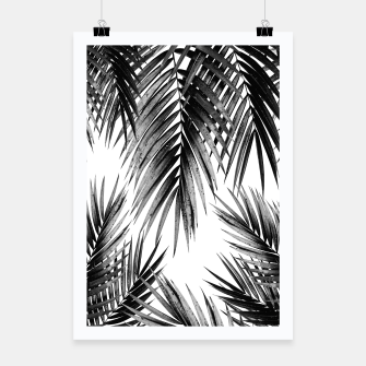 Miniaturka Palm Leaf Jungle Vibes #3 #tropical #decor #art Plakat, Live Heroes
