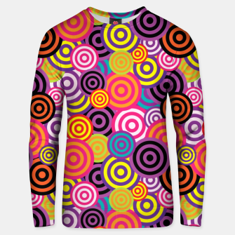 Miniaturka Abstract Circles Unisex sweater, Live Heroes