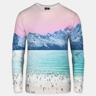 Thumbnail image of The Island Unisex sweater, Live Heroes