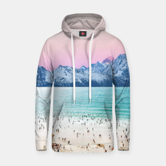 Thumbnail image of The Island Hoodie, Live Heroes