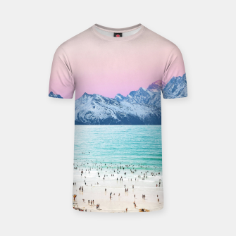 The Island T-shirt Bild der Miniatur