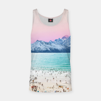 Thumbnail image of The Island Tank Top, Live Heroes