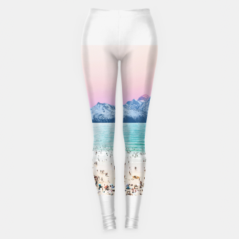 Thumbnail image of The Island Leggings, Live Heroes
