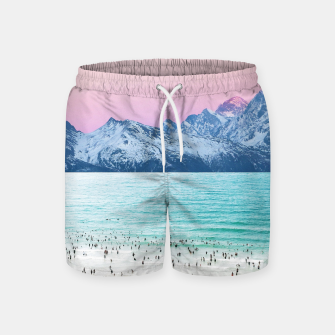 Thumbnail image of The Island Swim Shorts, Live Heroes
