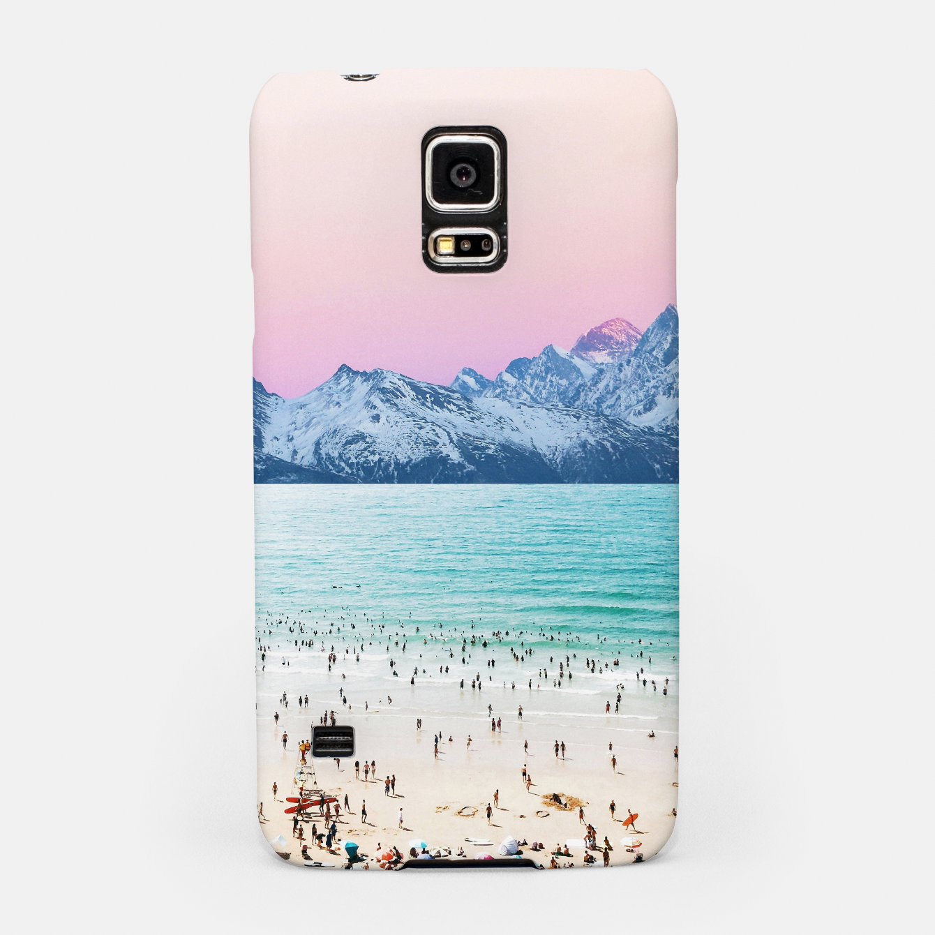 Foto The Island Samsung Case - Live Heroes