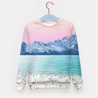 The Island Kid's sweater Bild der Miniatur