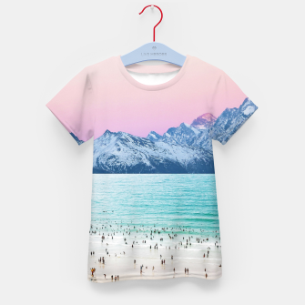 The Island Kid's t-shirt miniature