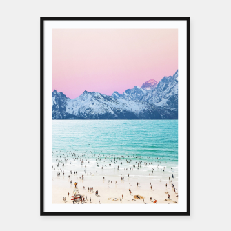 The Island Framed poster miniature