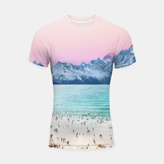 The Island Shortsleeve rashguard miniature