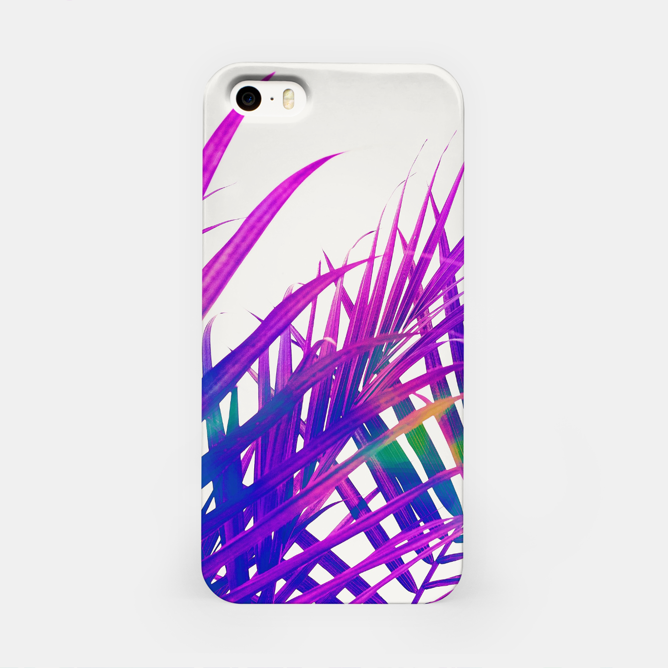 Foto Colorful Palm iPhone Case - Live Heroes