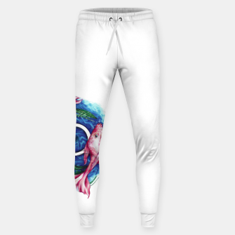 Thumbnail image of Fish whirlpool Sweatpants, Live Heroes