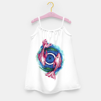Imagen en miniatura de Fish whirlpool Girl's dress, Live Heroes