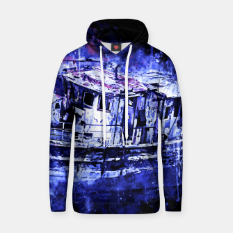 Thumbnail image of old ship boat wreck ws db Hoodie, Live Heroes