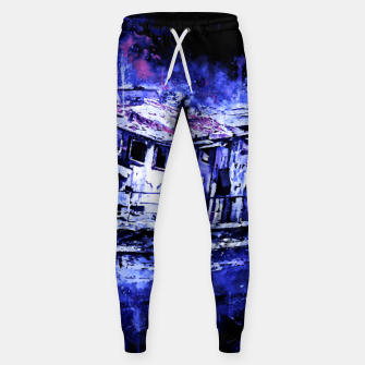 Miniatur old ship boat wreck ws db Sweatpants, Live Heroes