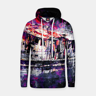 Thumbnail image of old ship boat wreck ws fn Hoodie, Live Heroes