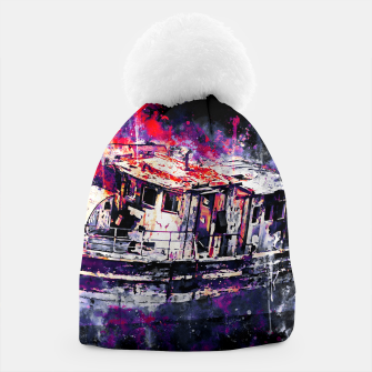 Thumbnail image of old ship boat wreck ws fn Beanie, Live Heroes