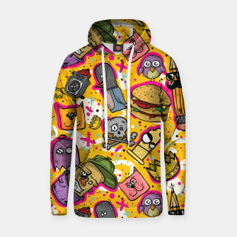 Thumbnail image of Hipster Life Hoodie, Live Heroes