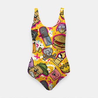 Miniaturka Hipster Life Swimsuit, Live Heroes