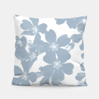 Thumbnail image of Primrose Blue Pillow, Live Heroes