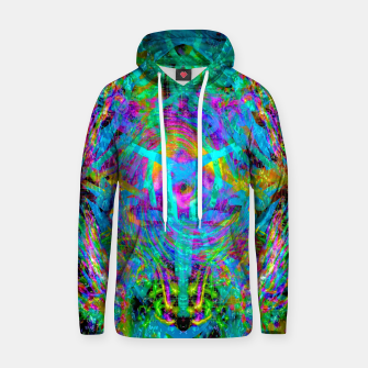 Thumbnail image of Solar System Melt (abstract, psychedelic) Hoodie, Live Heroes