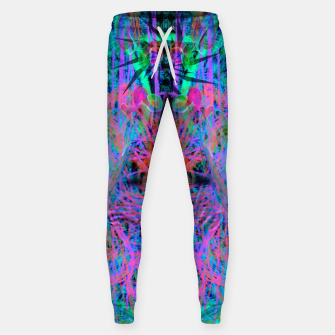 Miniatur Techno Witch (abstract) Sweatpants, Live Heroes