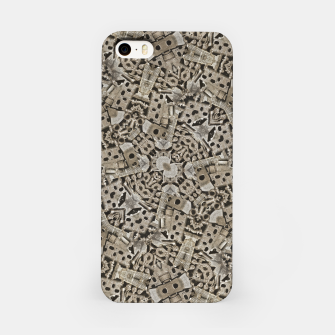Thumbnail image of Cyber Punk Pattern Design iPhone Case, Live Heroes