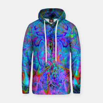 Thumbnail image of The Veil of The Mistress (abstract, psychedelic) Hoodie, Live Heroes